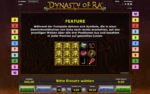 Feature Dynasty of Ra